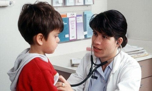 doktor ve çocuk