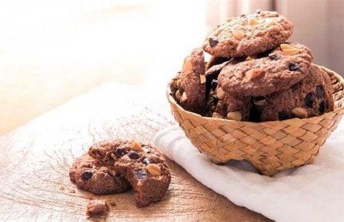 glutensiz kurabiye