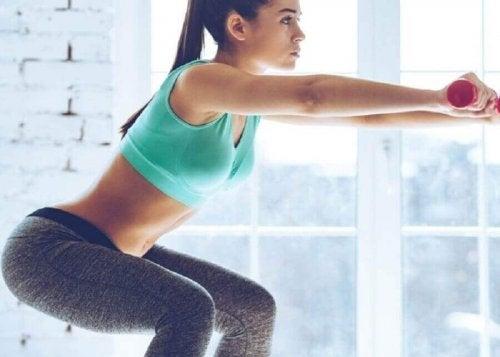 Bacaklarınızı Güçlendirmek İçin Egzersizler