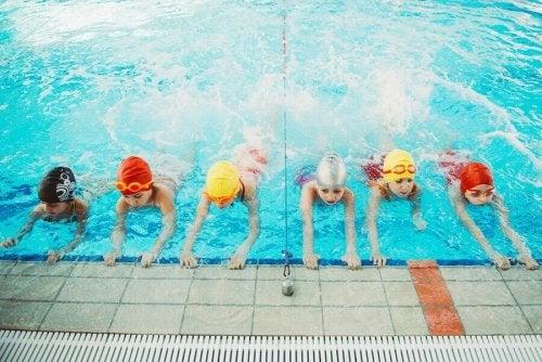 Çocukların Yüzmeyi Öğrenmesi Neden Önemlidir?