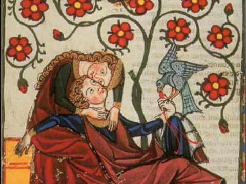 eski çağlarda romantizm