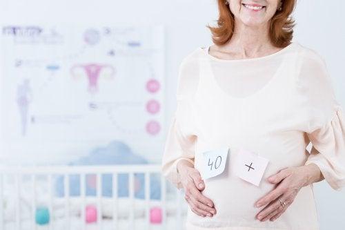 40 yaş üstü hamilelik