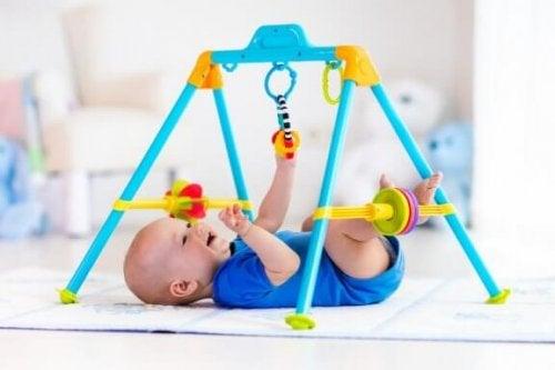 Çocuklar için erken dönem uyarılma egzersizleri