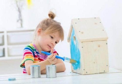 Çocuklar İçin Ev Aktiviteleri