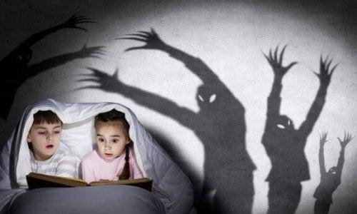 Çocuklara Korku Temalı Hikayeler Nasıl Anlatılır?
