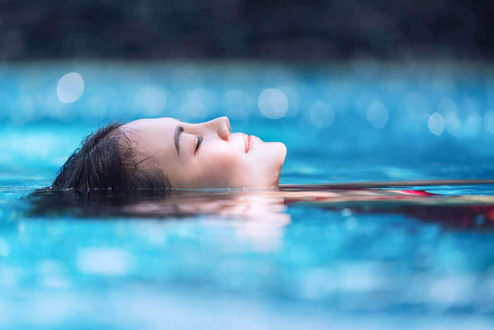 su terapisinin faydası