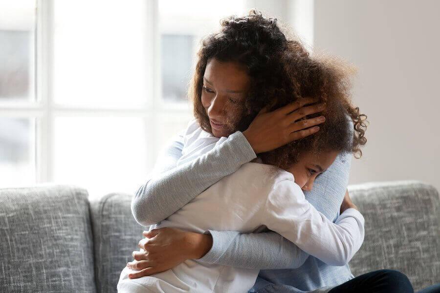 anne babadan ayrılma korkusu