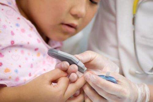 juvenil diyabet