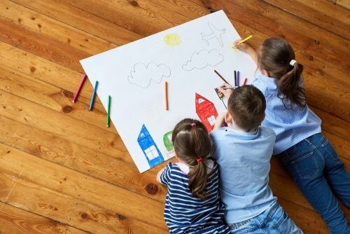 Resim Yapmak: Çocuklarda Yaratıcılığı Geliştiren 7 Yöntem