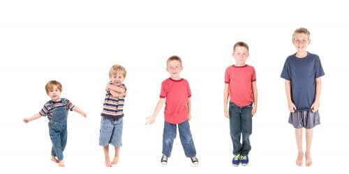 Çocuklarda Olgunluk Gelişiminin Farklı Aşamaları