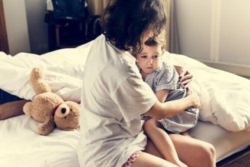 Çocuklarınız Kabus Görüyorsa Ne Yapmalısınız?