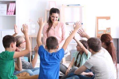 el kaldıran çocuklar