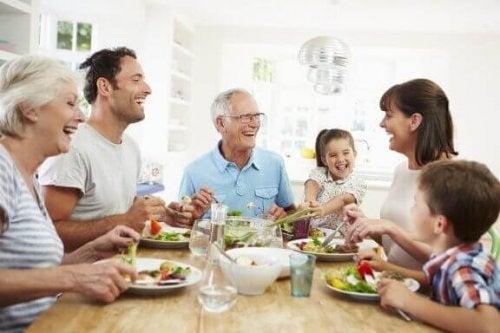 Aile: Onları Sevdiğinizi Göstermenin 7 Yolu