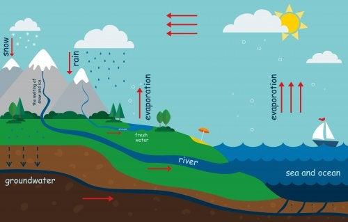 Çocuklara Su Döngüsü Nasıl Açıklanmalı?