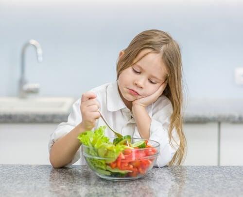 Çocukların Yiyecekleri Reddederken Kullandığı 7 Bahane