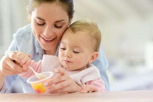 12 ila 24 Aylık Bebekler İçin Tatlı Tarifleri