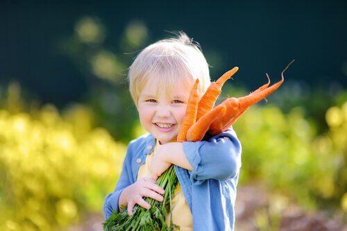 Vegan Beslenme: Çocuklar için Uygun mudur?