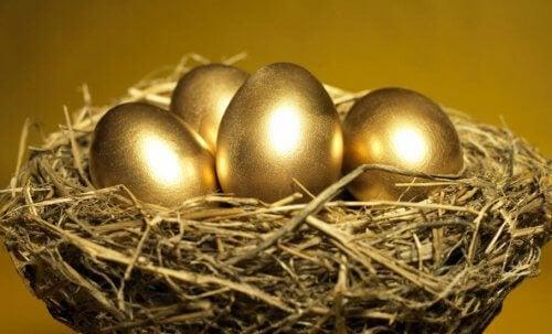 altın yumurta
