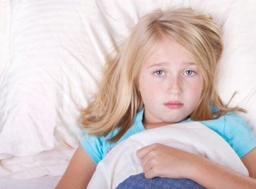 Çocuklarda aşırı uyku hastalığı