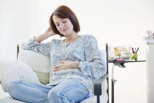 hamilelikte leke oluşumu