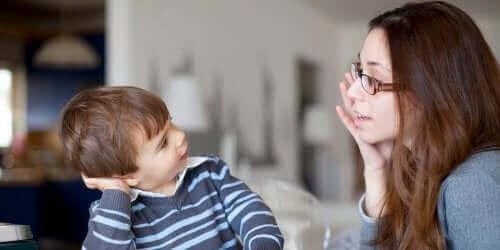 çocukla konuşmanın önemi