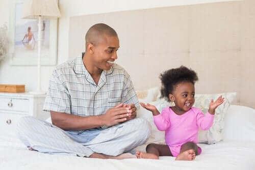 baba ve kız