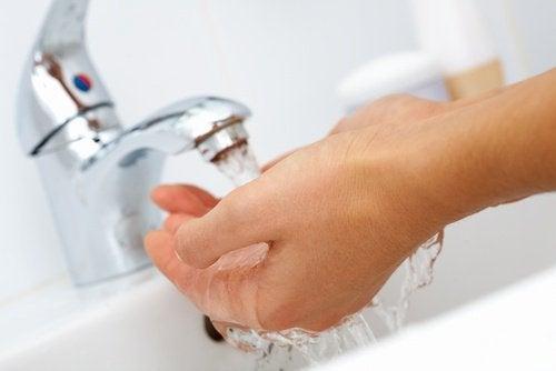 el yıkamanın önemi