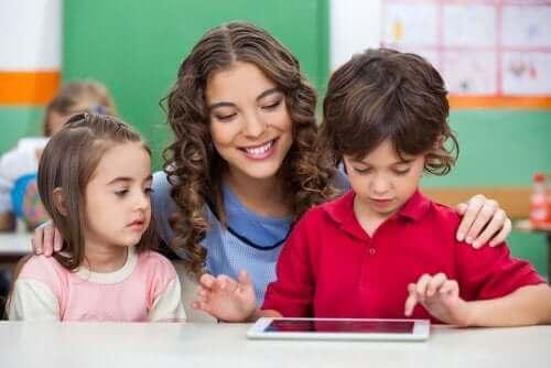 Bilgi ve İletişim Teknolojileri ve Bunun Kreş ve Anaokulundaki Önemi