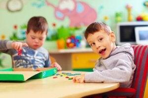 Engelli çocuklar