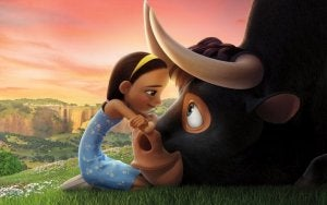 Ferdinand film hayvan sevgisi