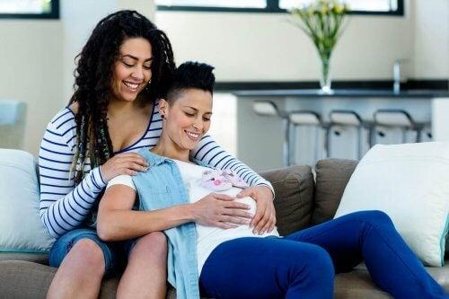 taşıyıcı anne yöntemi
