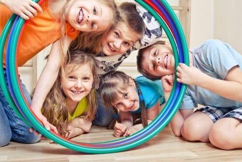 Oyun Merkezleri Çocukların Gelişimine Katkı Sağlıyor