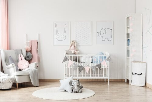 Bebek Odası Düzenlemek İçin İpuçları