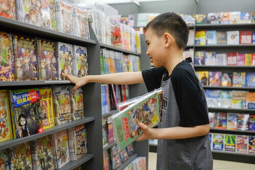 Çocuklukta Çizgi Roman Okumanın Avantajları