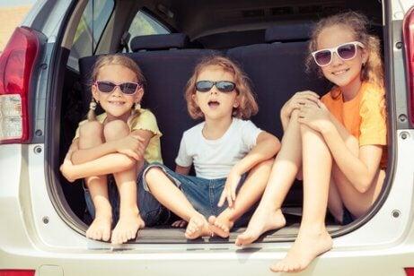 çocuklarla gidilecek tatil yerleri