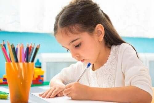 Çocuklara Şema Yaparak Çalışmayı Öğretin