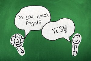 İngilizce öğrenmek ve konuşmak