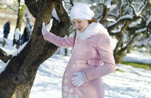 Karlı havalar için kışlık kıyafetler