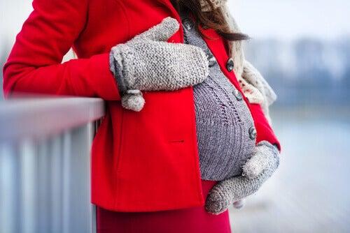 Hamile Kadınlar İçin Kışlık Kıyafetler