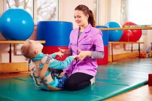 Özel İhtiyaçları Olan Çocukların Eğitimi