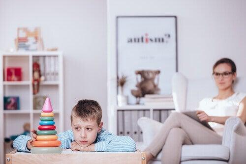 Çocukluk Döneminde Dezintegratif Bozukluğu