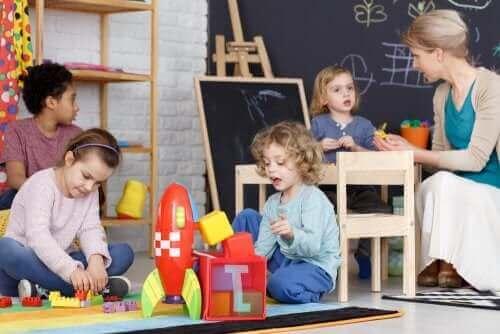 Çocuklarda Beceri Gelişimine Yardımcı Oyunlar
