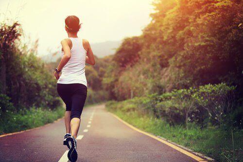 koşu yapmak