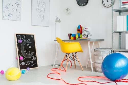 Çocuğunuzun Oyun Alanını Düzenlemek İçin 4 Fikir