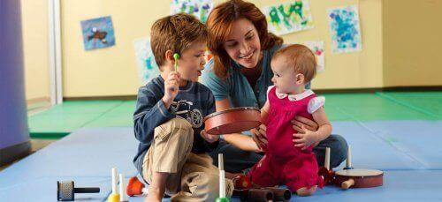 müzik ile eğitim