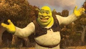 Shrek çocuk filmi
