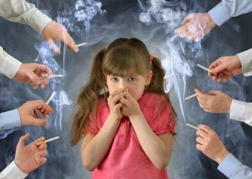 Tütünün Çocuklar Üzerindeki Etkileri: Dikkat!