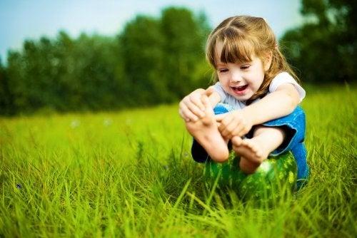 Çocukların Ayaklarına Nasıl Bakım Yapılır?