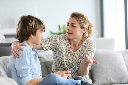 anne çocuk arasındaki iletişim