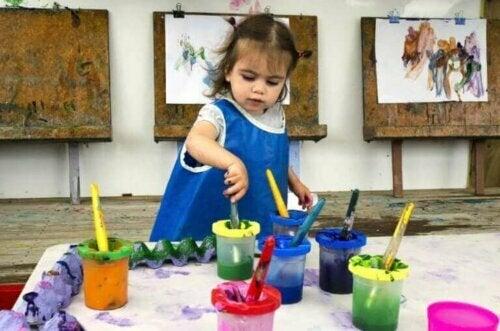çocuklarda yaratıcılığı artırmak